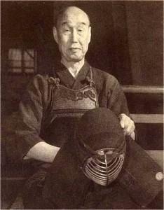 Mochida Moriji Hanshi Kendo 10. Dan 1885-1974