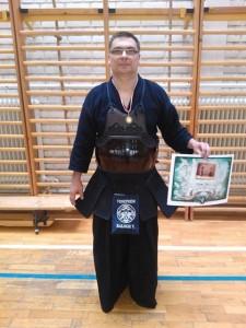 Balogh Tibor bronzérmes